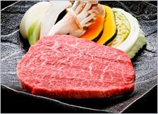 山形県特産品 米沢牛 モモステーキ150g×3枚