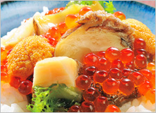 三陸海鮮料理 釜石 中村家 岩手丸