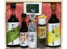 徳島県名産品 徳島の醤油 ボリューム満点セット