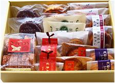 茨城県特産品 グリュイエールおすすめ笠間菓子ギフト4000 18個入り