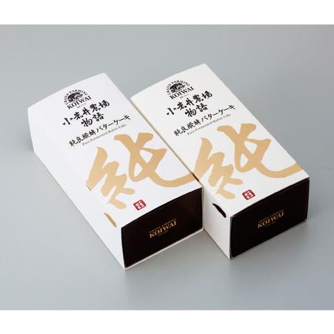 岩手県 「小岩井農場物語 純良醗酵バターケーキ2本セット」の通販・お取り寄せ わが街とくさんネット